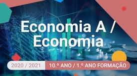 Economia A / Economia 10.º Ano - Zona Euro