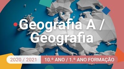 Play - Geografia A / Geografia - 10.º Ano