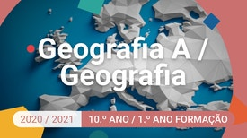 Geografia A / Geografia - 10.º Ano - Os recursos hídricos: O valor da água
