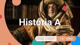 História A - 10.º Ano - As novas representações da humanidade.