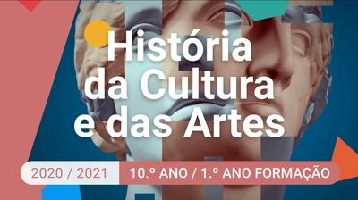 Play - História da Cultura das Artes - 10.º Ano