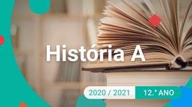 História A - 12.º Ano - Portugal: do autoritarismo à democracia. A política económica e a opção constitucional de 76.