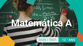 Matemática A - 12.º Ano - Resolução de problemas envolvendo o estudo de funções exponenciais e logarítmicas.