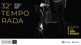 Temporada de Música em São Roque - Pedro Caldeira Cabral e Duncan Fox
