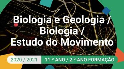 Play - Biologia e Geologia / Biologia / Estudo do Movimento - 11.º Ano
