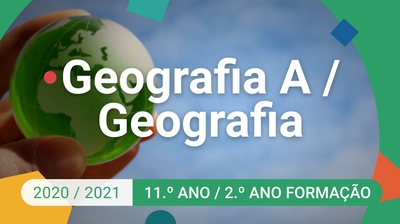Play - Geografia A / Geografia - 11.º Ano