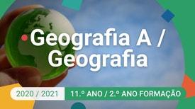Geografia A / Geografia - 11.º Ano - As redes de transporte de energia em Portugal.