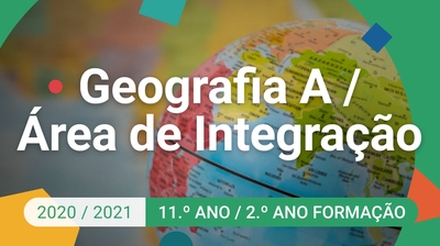 Play - Geografia A / Área de Integração - 11.º Ano