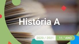 História A - 11.º Ano - Os caminhos da cultura: a confiança no progresso científico.