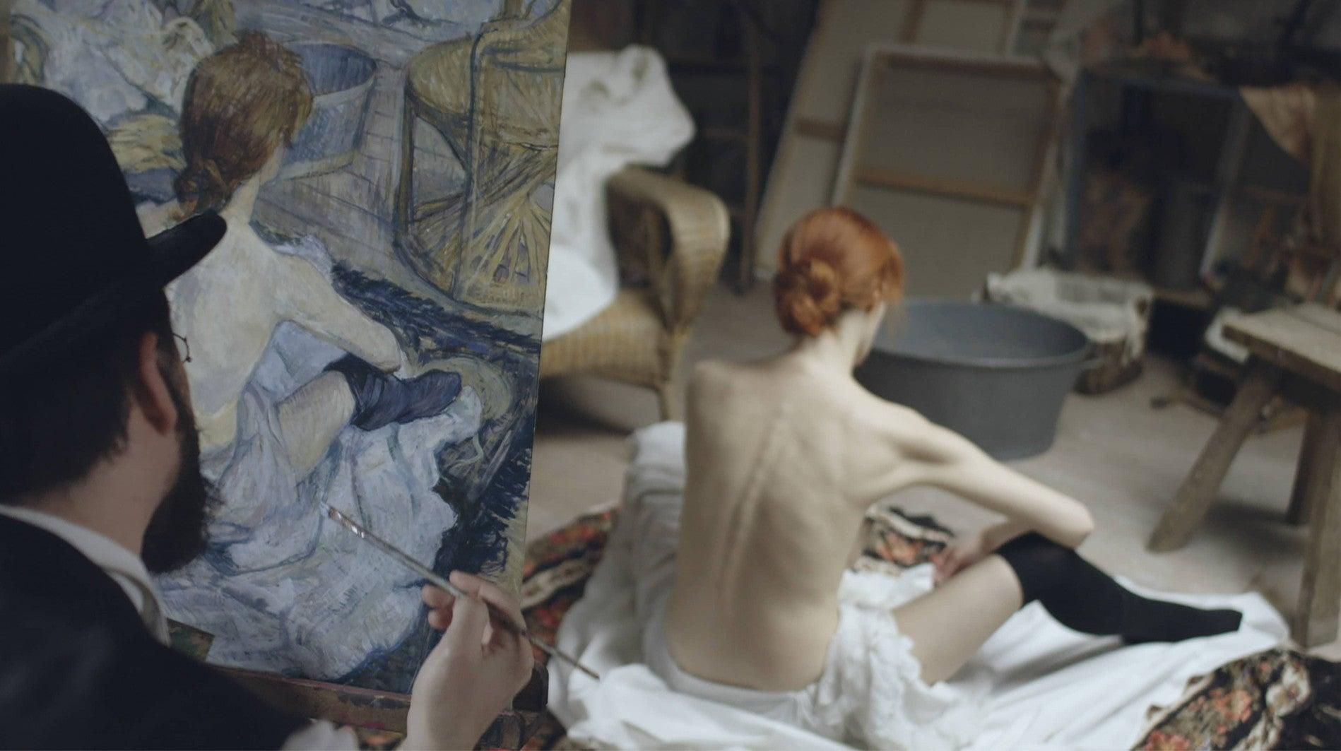 Toulouse Lautrec - Insaciável Corrida contra o Tempo