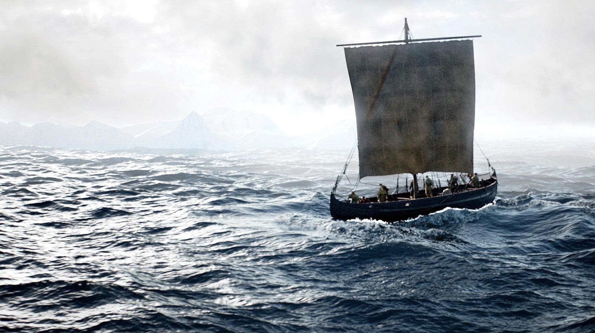 Antes de Colombo: Os Verdadeiros Descobridores da América