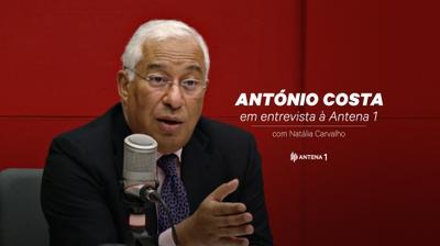 Play - António Costa em Entrevista à Antena 1