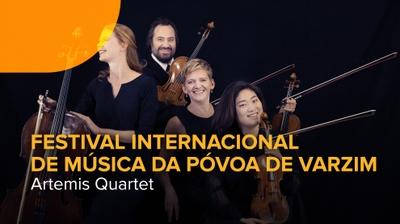 Play - Artemis Quartet no FIMPV