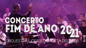 Concerto de Passagem de Ano-Orquestra Ligeira de Ponta Delgada