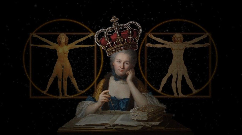 Lady Newton e a Felicidade