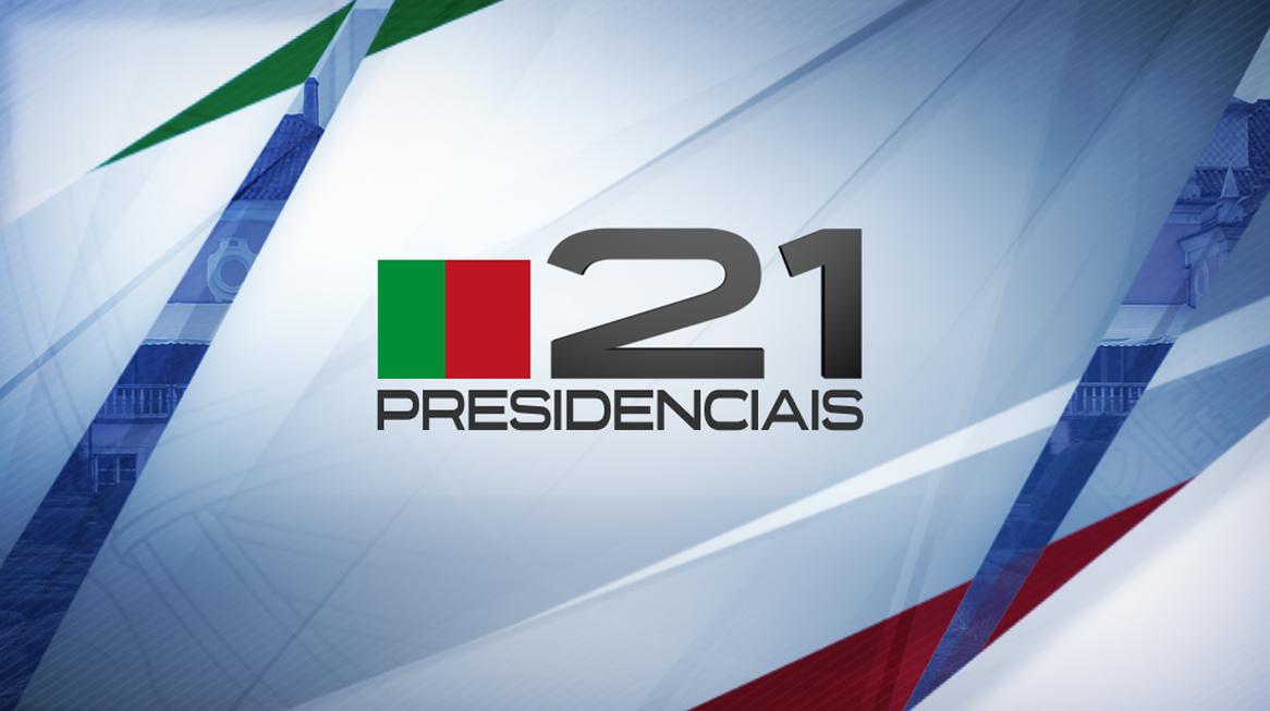 Diário de Campanha - Presidenciais 2021