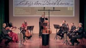 Concerto Comemorativo 250 anos de Beethoven - Septeto de Beethoven com os solistas do Melleo Harmonia