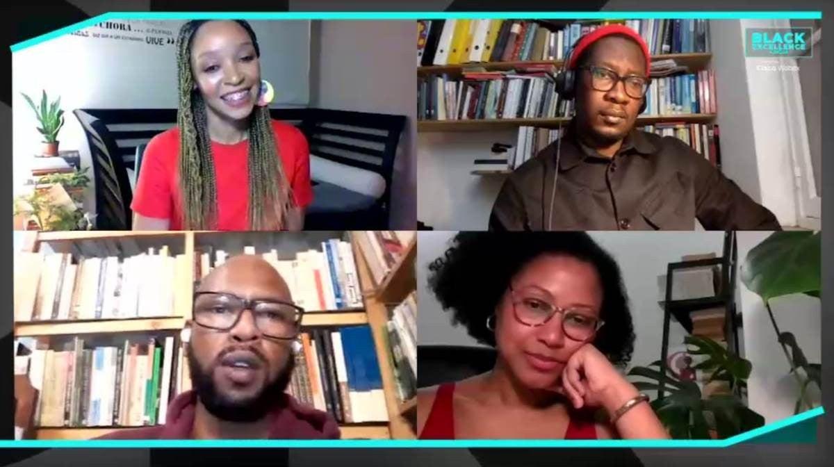 As Vozes Negras na Literatura