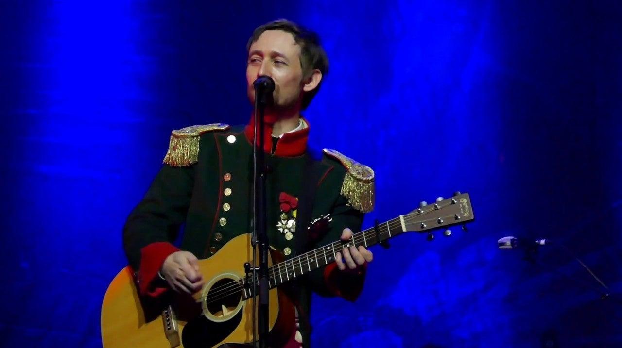 The Divine Comedy ao Vivo no Festival Folies Bergère