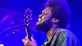 Michael Kiwanuka ao Vivo no Festival Baloise