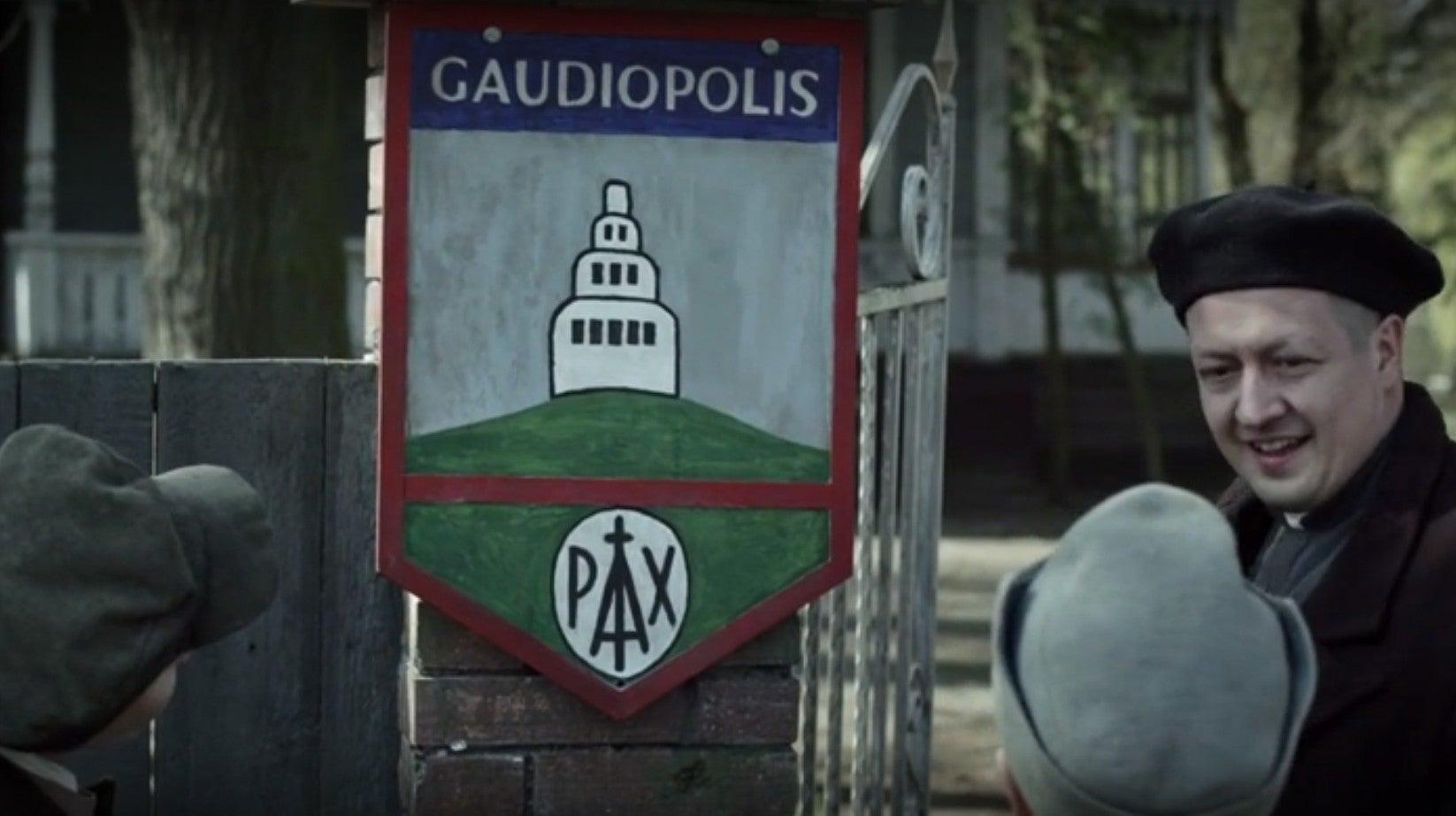 Gaudiopolis: A República das Crianças