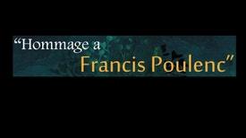 Hommage a Francis Poulenc
