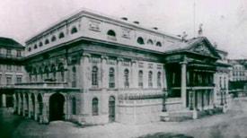 150 anos do Teatro Nacional Dona Maria II