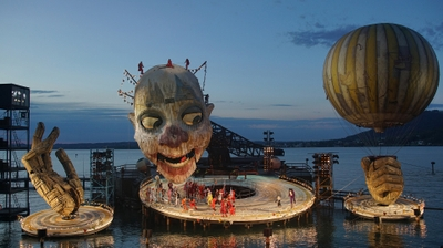 Play - Rigoletto no Festival de Bregenz