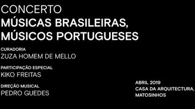 Play - Orquestra Jazz de Matosinhos - Músicas Brasileiras, Músicos Portugueses