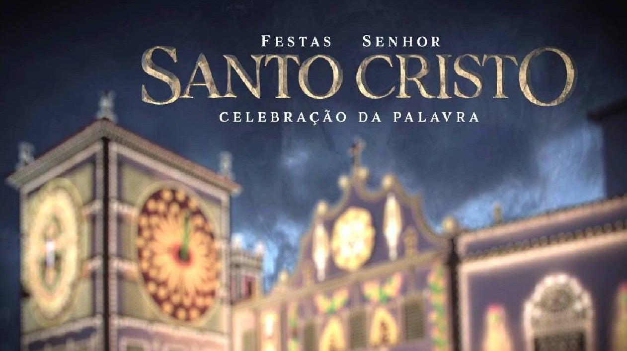 Festas Sr. Santo Cristo dos Milagres - Celebração da Palavra