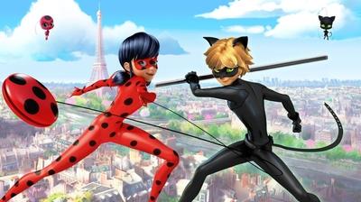 Play - As Aventuras de Ladybug