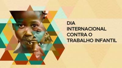 Play - Dia Internacional Contra o Trabalho Infantil