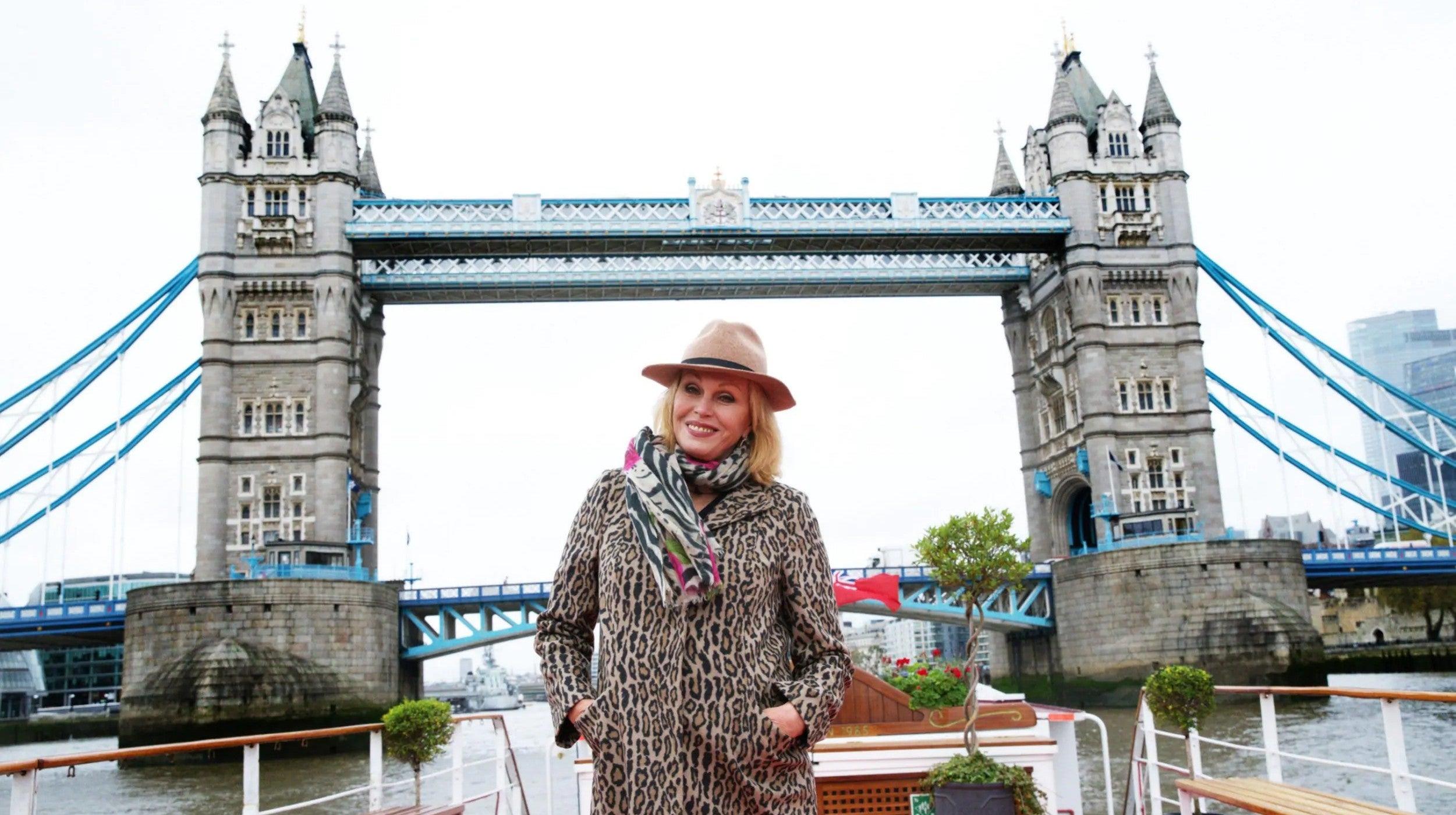 O Reino Unido de Joanna Lumley