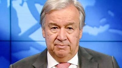 Play - Entrevista ao Secretário Geral da ONU - António Guterres