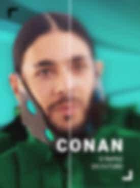 Conan, O Rapaz do Futuro