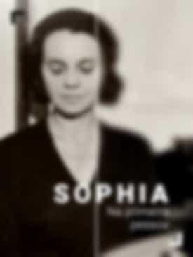 Sophia, na Primeira Pessoa