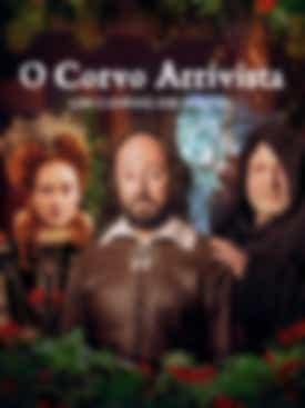 Corvo Arrivista - Um Corvo de Natal