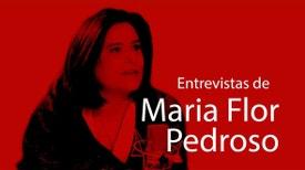 Maria Flor Pedroso - Otelo Saraiva de Carvalho em 2010 entrevistado por Maria Flor Pedroso .