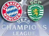 Bayern Munique-Sporting