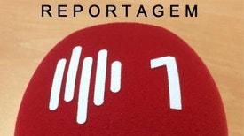 """Reportagem - Aumentam as """"experiências"""" no Tejo. Reportagem Arlinda Brandão."""
