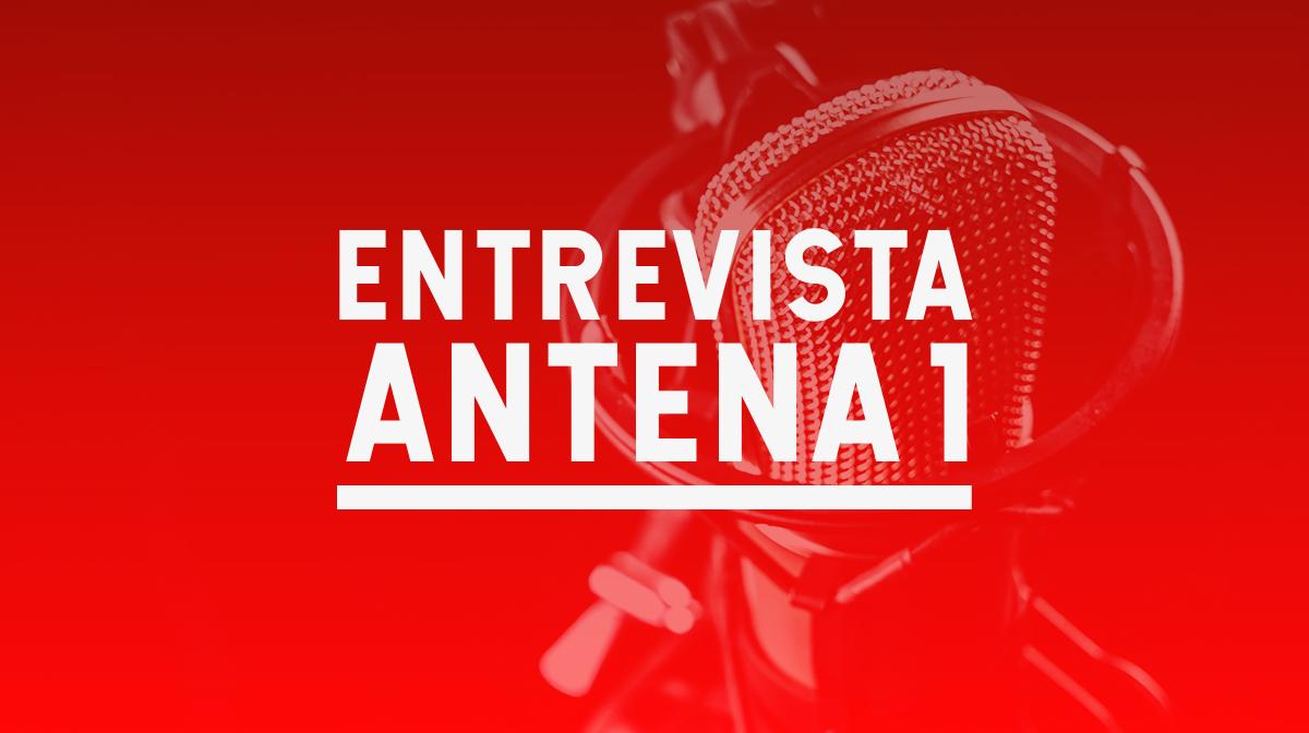 Entrevista Antena 1