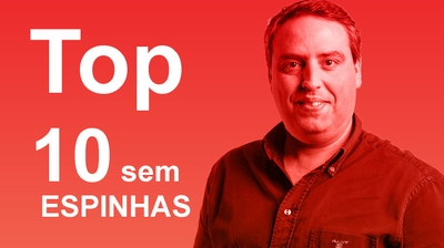 Play - Top as 10 Sem Espinhas
