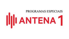 """Antena 1 - Programas Especiais - Armando Carvalhêda conversa com João Moças a propósito de """"José Afonso Ao Vivo""""."""