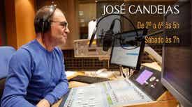 Jose Candeias - Há Conversa - Há Conversa - Mix. Carlos Branco e Teresa / Arménio e Mª Olinda / Fátima Antunes e Pedro