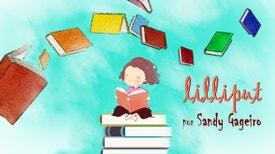 Lilliput - Esta semana Lilliput recorda Enzo Mari, designer e autor italiano, desaparecido esta semana. Dedicou parte do seu trabalho à construção de brinquedos e à ilustração infantil.