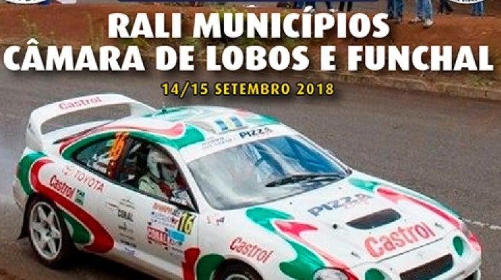 Emissão Especial - Rali Municípios de Câmara de Lobos e Funchal
