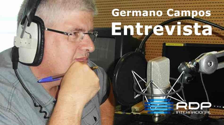 Germano Campos Entrevista