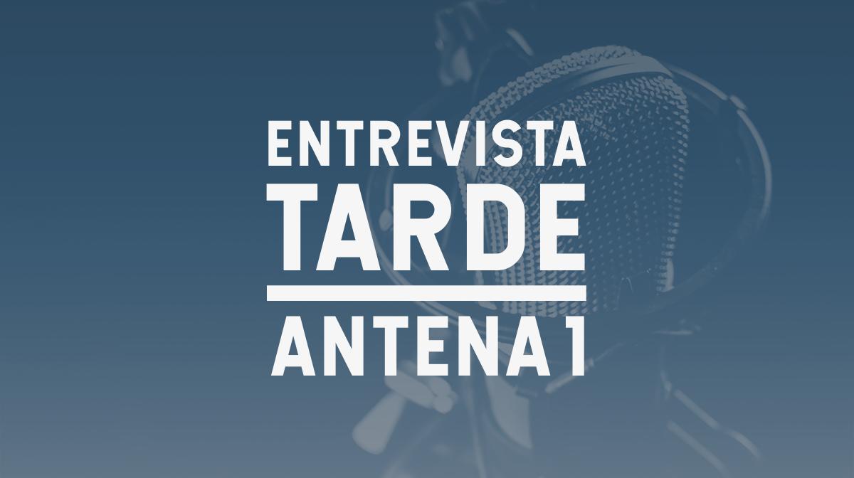 Entrevista Tarde Antena 1