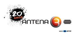 20 Anos Antena 3 - 20 Anos 20 Livros, por Ana Daniela Soares e Luís Caetano.