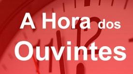 A Hora dos Ouvintes - Dia Internacional do voluntariado